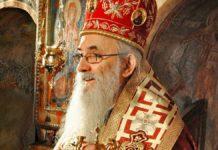 Un episcop al Bisericii Ortodoxe Sârbe a murit de COVID-19