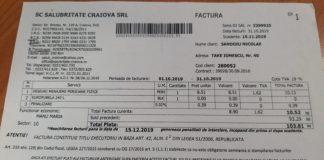 Datoria lui Nicolae Săndoiu către SC Salubritate