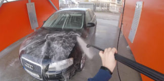 Craiova: Spălătoriile auto își suspendă activitatea