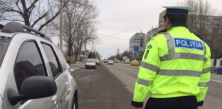 UPrins în trafic cu permisul suspendat