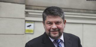Gelu Olteanu, fostul șef al serviciului secret al Ministerului de Interne