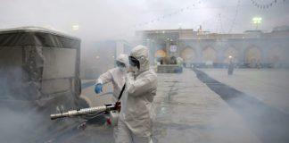 Pentru Coronavirus: Iranul anunţă 129 de noi decese. Bilanţul a ajuns la 1.685 de morţievitarea răspândirii coronavirusului s-au luat măsuri şi în penitenciare