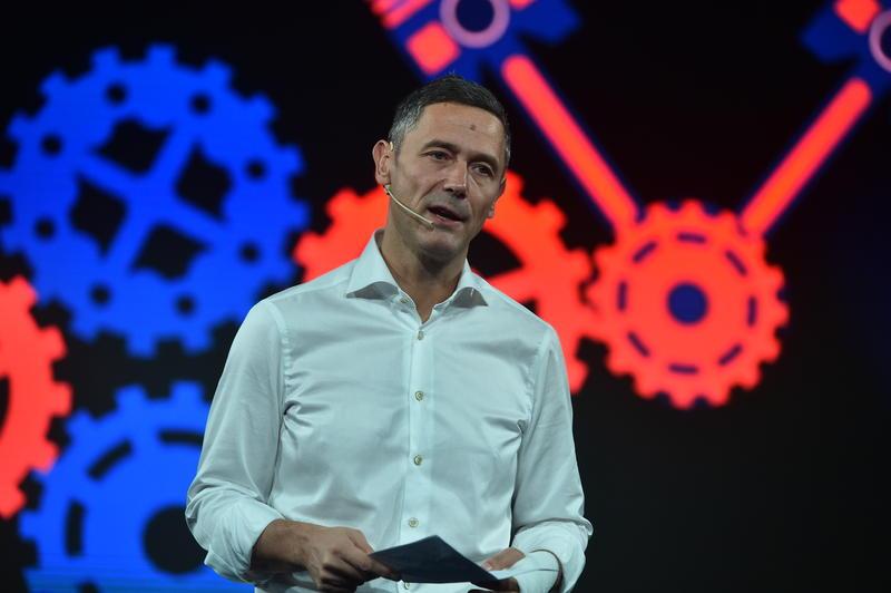 Sergiu Manea, CEO-ul BCR Foto: Hotnews