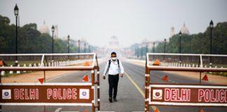 India, în carantină totală