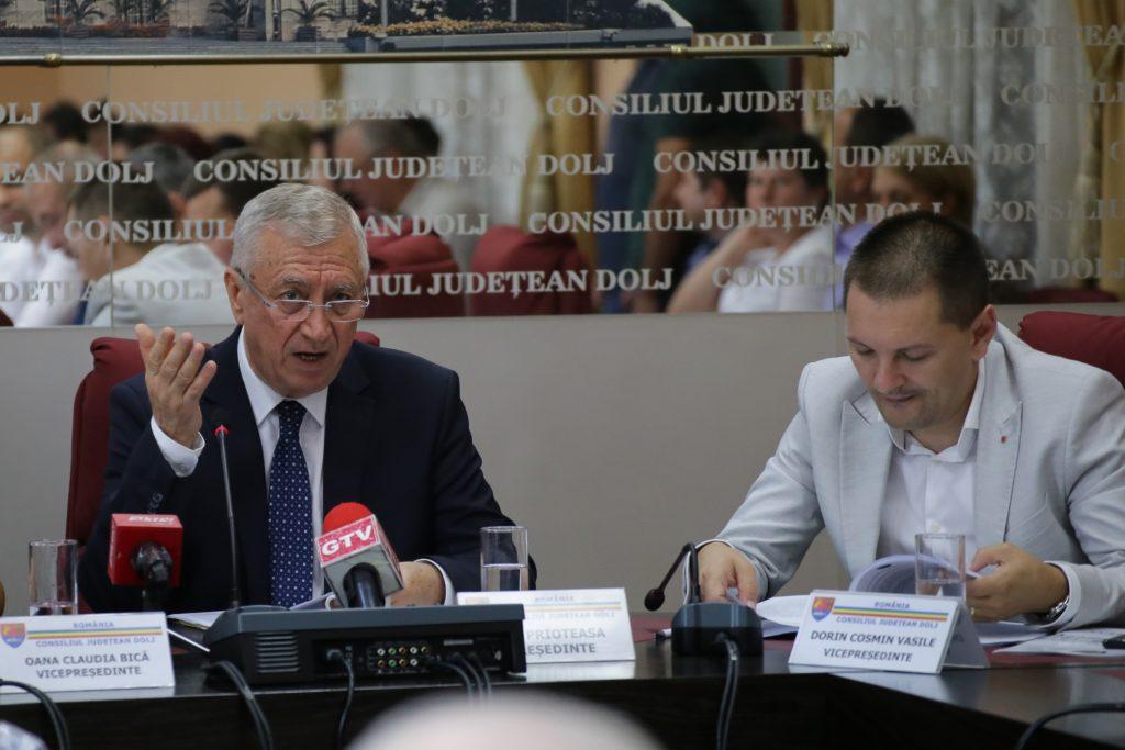 Ion Prioteasa: Valoarea totală a proiectelor din domeniul cultural depășește 30 de milioane de euro