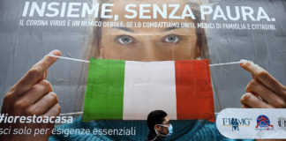 Bilanțul epidemiei urcă din nou în Italia