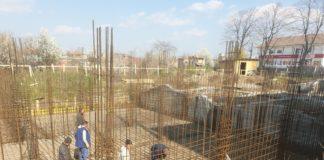 A început șantierul pentru a se reconstrui liceul din Bârca
