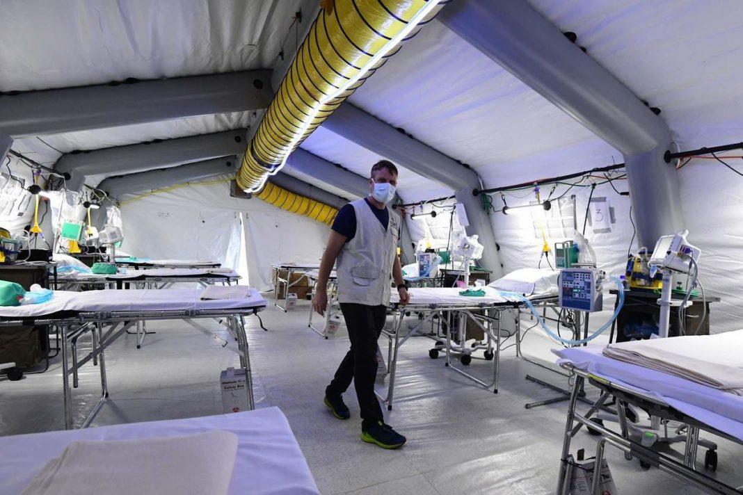 MApN a demarat măsurile pentru suplimentarea numărului de posturi din sistemul medico-militar în vederea încadrării cât mai rapide a acestora