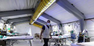24 de angajați infectați cu COVID-19 la spitalele militare din Focșani și Galați