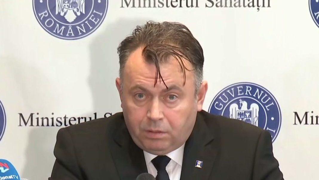 Ministrul Tătaru precizează că, dacă avem o populaţie foarte puţin imunizată, putem să ne aşteptăm la un al doilea val foarte puternic