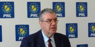 Nicolae Giugea este unul dintre cei mai activi membri ai filialei doljene a PNL