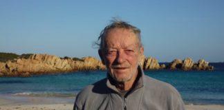 Italianul Morandi este singurul locuitor al insulei Budelli, din Marea Mediterană