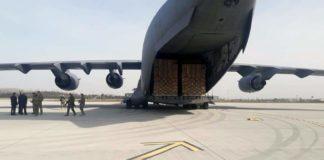 O aeronavă militară a executat un zbor pentru aducerea, în România, a unor echipamente de protecție medicală din Turcia