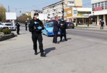 Actiunea s-a desfasurat in Bals cu Politia si Jandarmeria