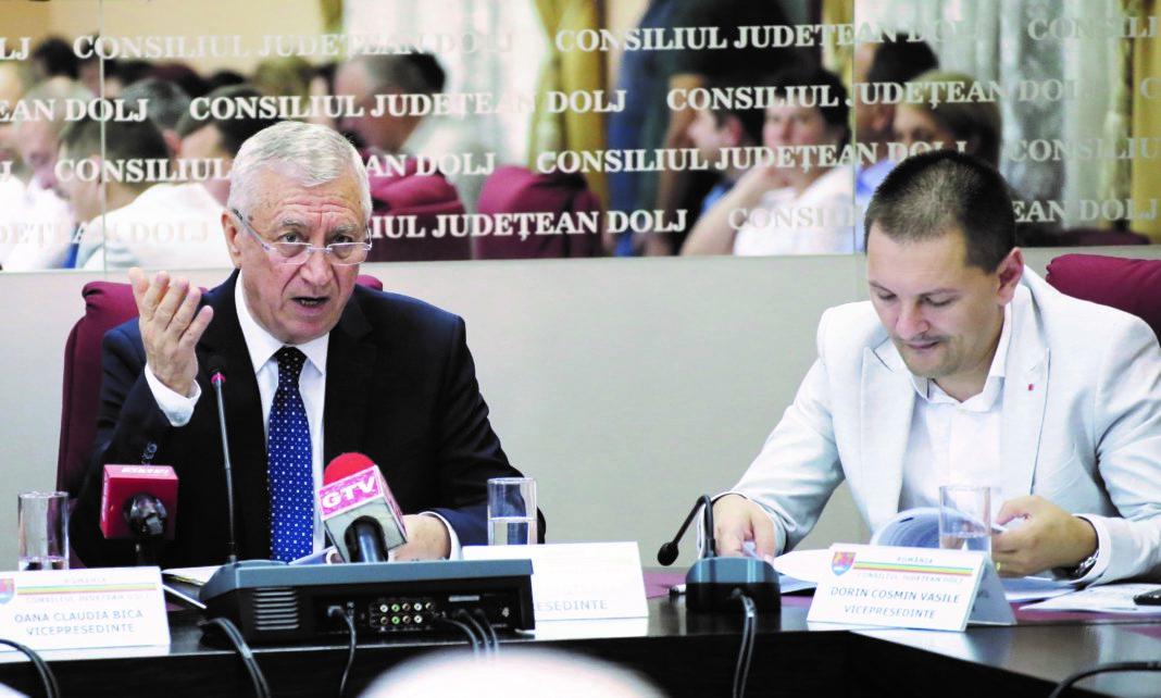 Infrastructura de transport, prioritatea din 2020 a Consiliului Județean Dolj, anunță președintele Ion Prioteasa