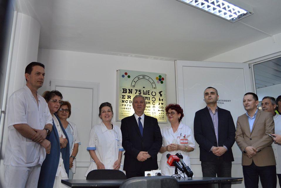 Investițiile în sănătate ale CJ Dolj au depășit 30 de milioane de euro. Cele mai mari investiții s-au făcut la Spitalul Județean de Urgență Craiova.