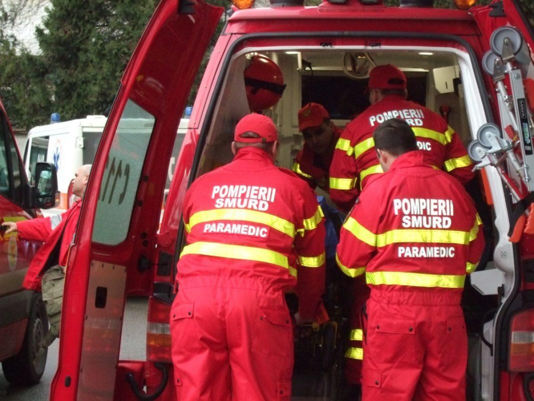 Accident mortal în Ialomița între un autocar și o mașină