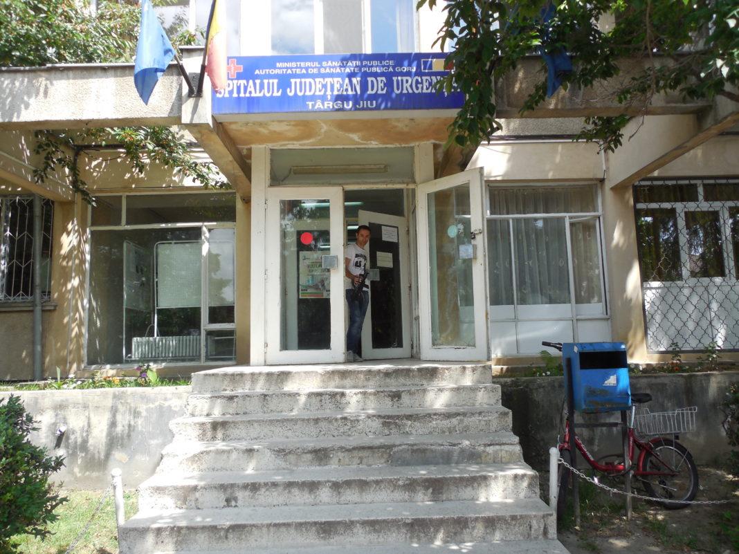 Echipament pentru testarea și diagnosticarea COVID 19, la Spitalul Județean Târgu Jiu