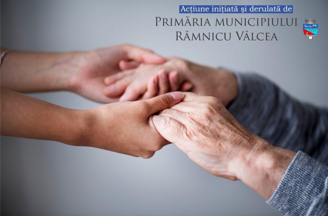 Ajutoarele pentru persoanele cu vârsta peste 65 de ani şi fără aparţinători vor consta în alimente şi produse de îngrijire
