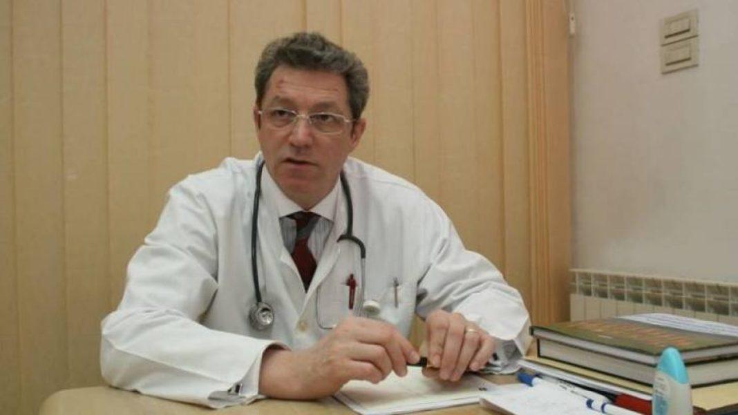 """Managerul Institutului """"Matei Balş"""", Adrian Streinu-Cercel, avertizează că România este pe o pantă ascendentă a pandemiei"""