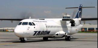TAROM suspendă toate cursele interne pentru următoarele 14 zile