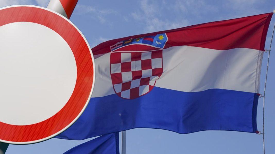Cetățenii străini care sosesc în Croația din zone cu risc epidemiologic trebuie să prezinte un test negativ pentru coronavirus