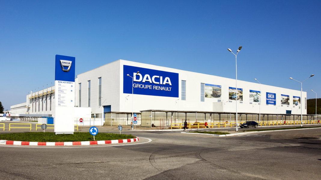 Uzina Dacia, Mioveni