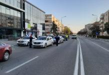 57 de sancțiuni contravenționale au fost aplicate de poliţiştii vâlceni celor care nu au respecat ordoanţa militară vizând deplasarea