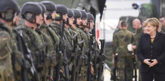 Armata germană mobilizează 15.000 de soldaţi