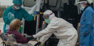 Numărul de cazuri de coronavirus în Statele Unite a depășit 300.000, în timp ce numărul morţilor a trecut de 8.162.