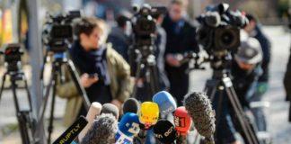 O jurnalistă din Serbia a fost reținută