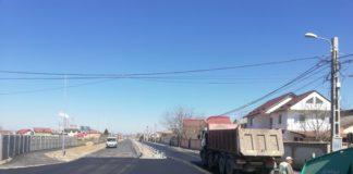 Strada Carpenului va putea fi circulată după Paște