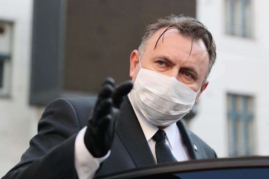 """Nelu Tătaru a declarat că urmează două săptămâni de """"creştere progresivă"""" a cazurilor de infectare cu COVID-19"""