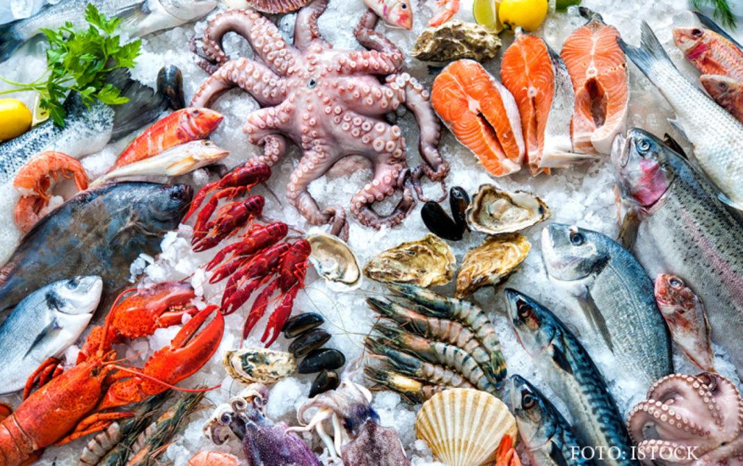 Ce secrete ascund peştele şi fructele de mare