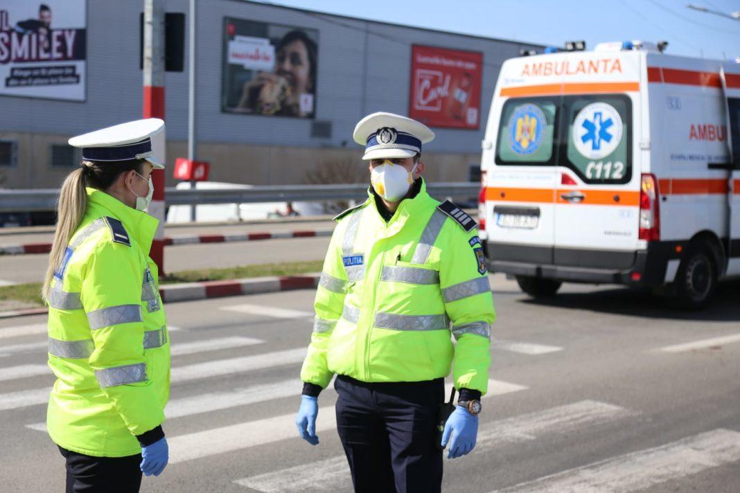 Jumătate dintre decesele din România s-au înregistrat în doar 4 județe și în București