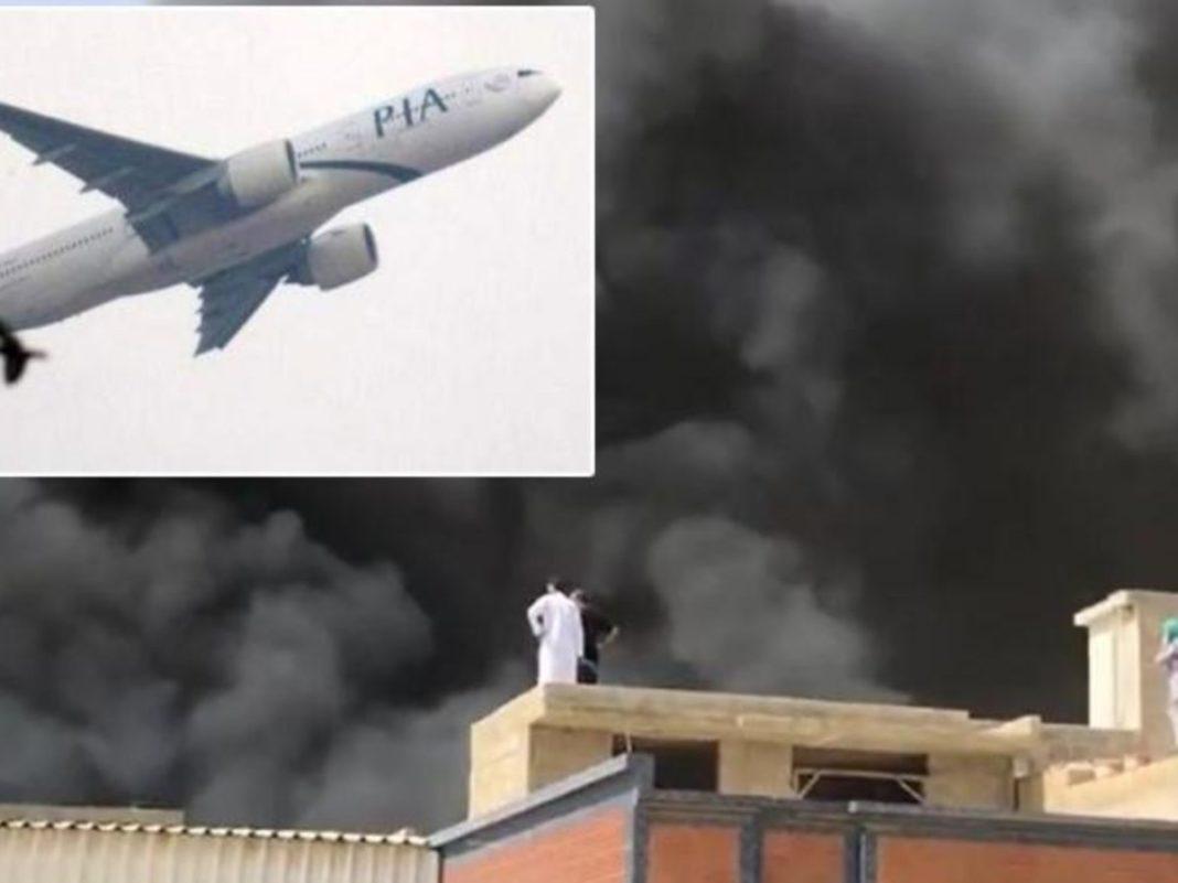 Update Avionul prăbușit în Pakistan: Cel puţin 97 de morţi