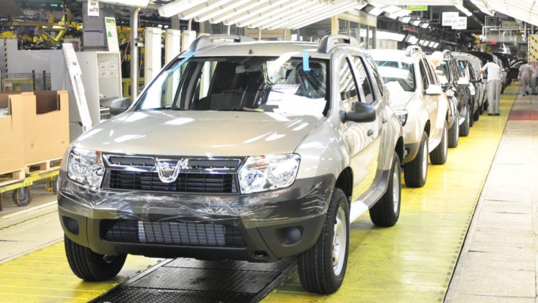 În Franţa, vânzările Dacia au scăzut cu peste 90%