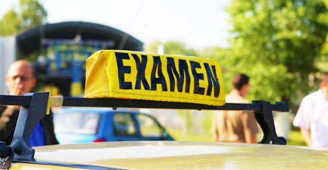 După două luni și jumătate s-au reluat examenele pentru obţinerea permisului auto, proba practică