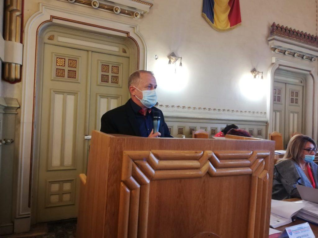 Daniel Naicu, proaspăt consilier județean