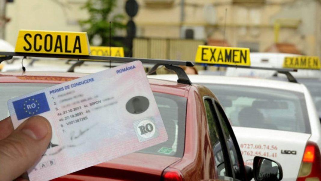 Valabilitatea cursurilor pentru permisele de șoferi a fost prelungită