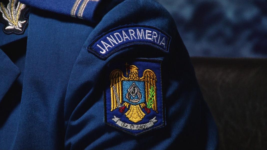 Elevii jandarmi în practică în Dolj şi Olt