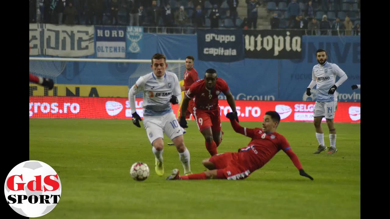 U Craiova Botoșani 2 1 Final Nistor și Koljic Aduc Victoria Cfr Venim