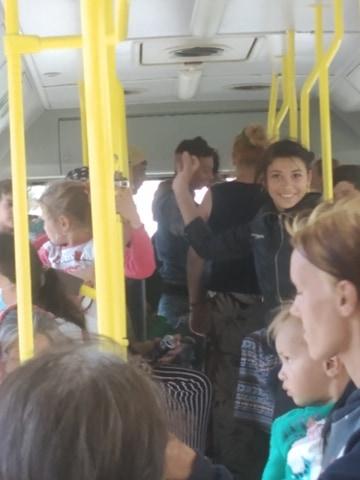 Călători în autobuz/foto:Citiroe GdS