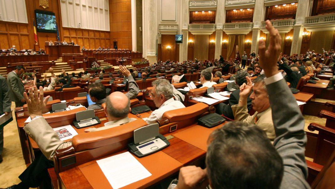 Legea carantinei și izolării primește undă verde în Camera Deputaților