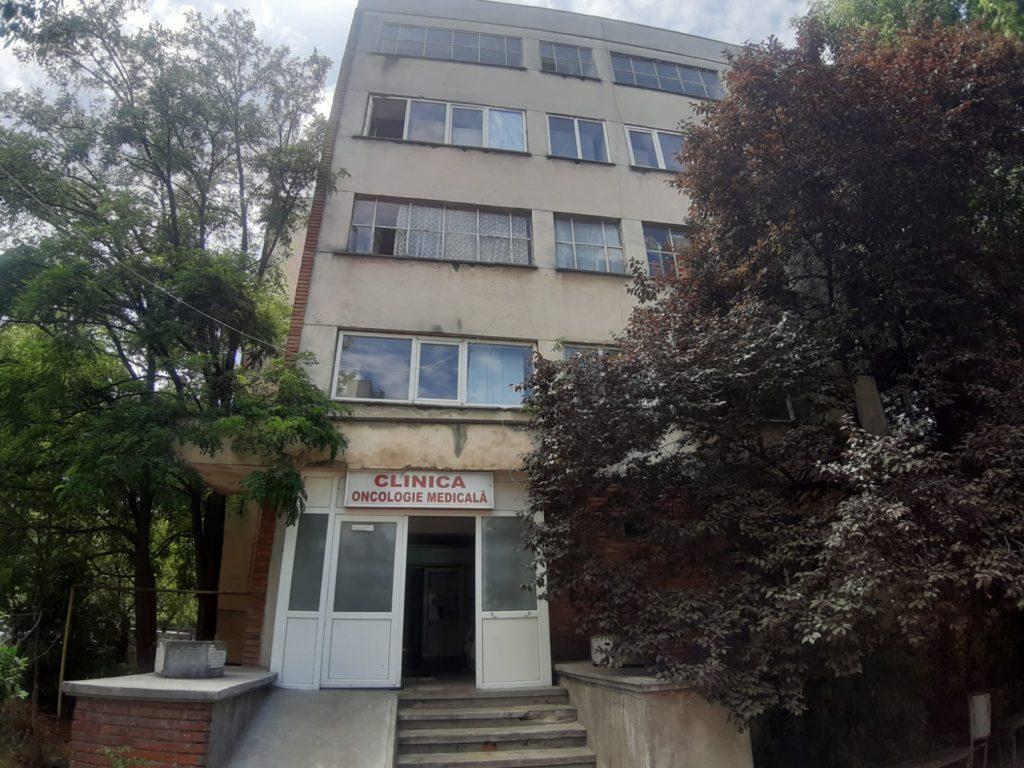 Clinica de Oncologie a Spitalului Județean de Urgență Craiova