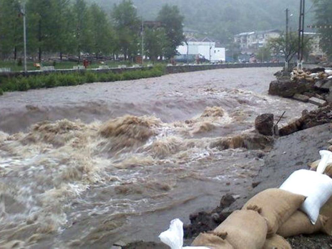 Hidrologii au emis, joi, atenționare cod portocaliu de inundații pe râuri din județele Sibiu și Vâlcea, valabilă până la miezul nopții