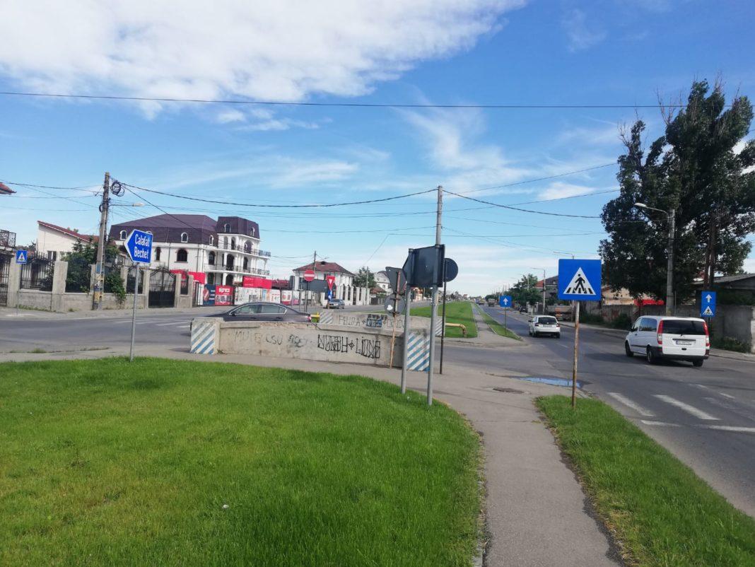 Cititorii GdS oferă autorităților locale diverse soluții legate de modul cum ar trebui sistematizată circulația pe strada Râului din Craiova