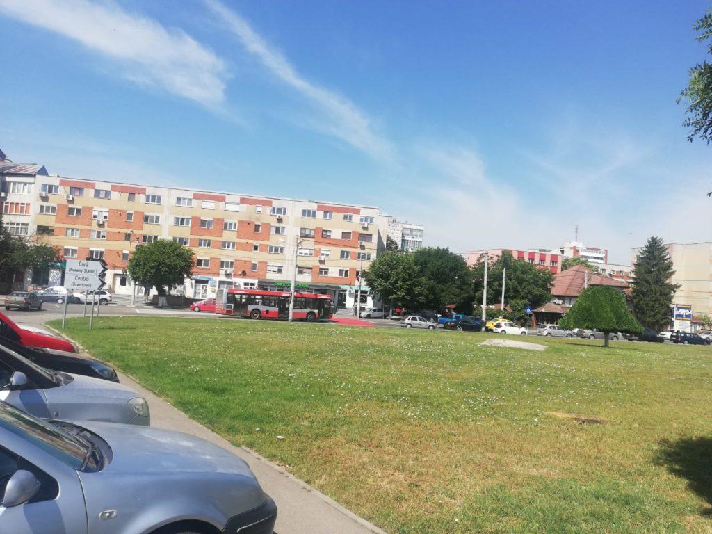 """Prima parcare supraetajată din Craiova va fi construită vizavi de intrarea principală a Parcului """"Nicolae Romanescu"""""""