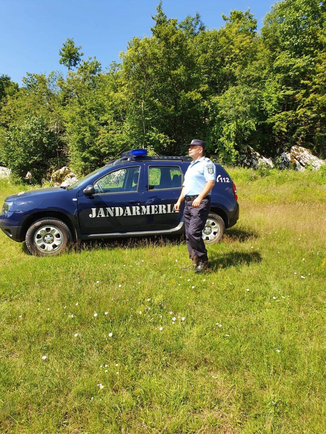 """Jandarmii continuă acțiunile în cadrul campaniei ,,Vacanță în siguranță"""""""