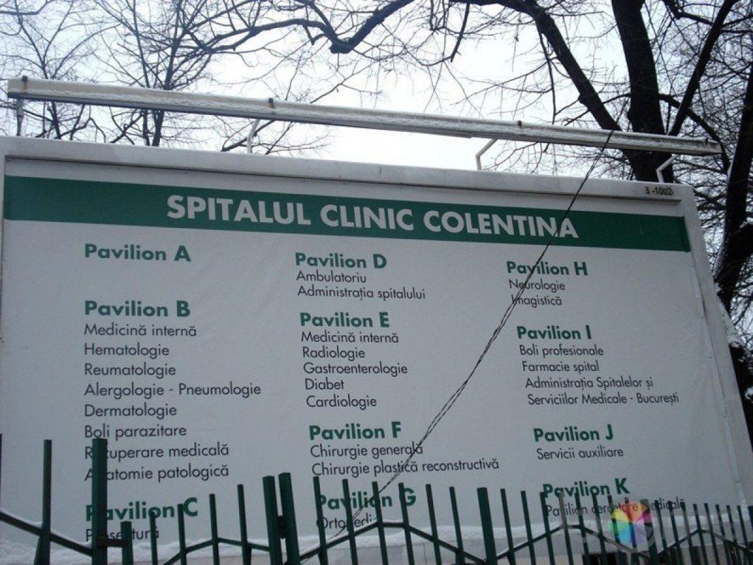 Managerul Spitalului Colentina, confirmat cu coronavirus